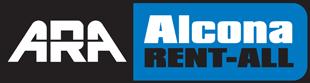 Alcona Rent All Logo